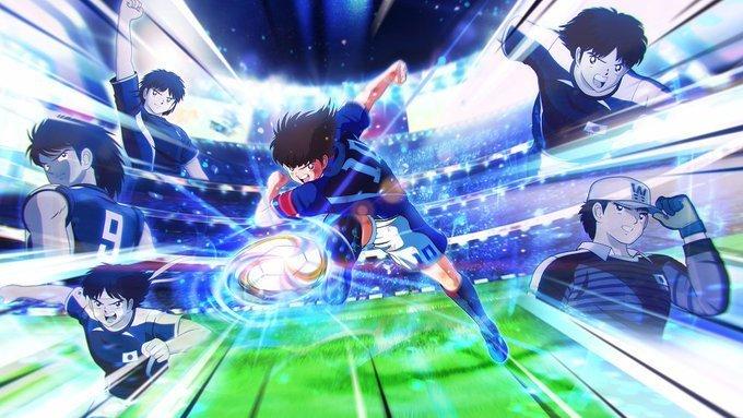 【キャプテン翼 RISE OF NEW CHAMPIONS】PS4とSwitchにて発売開始!10年ぶりの家庭用ゲームとして登場