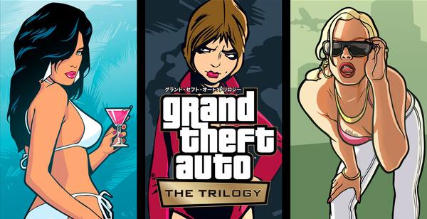「GTA トリロジー」の発売日は2021年11月11日!対応ハードとゲーム内容