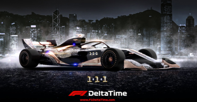 【F1® Delta Times】NFTオークションが最高値で落札!