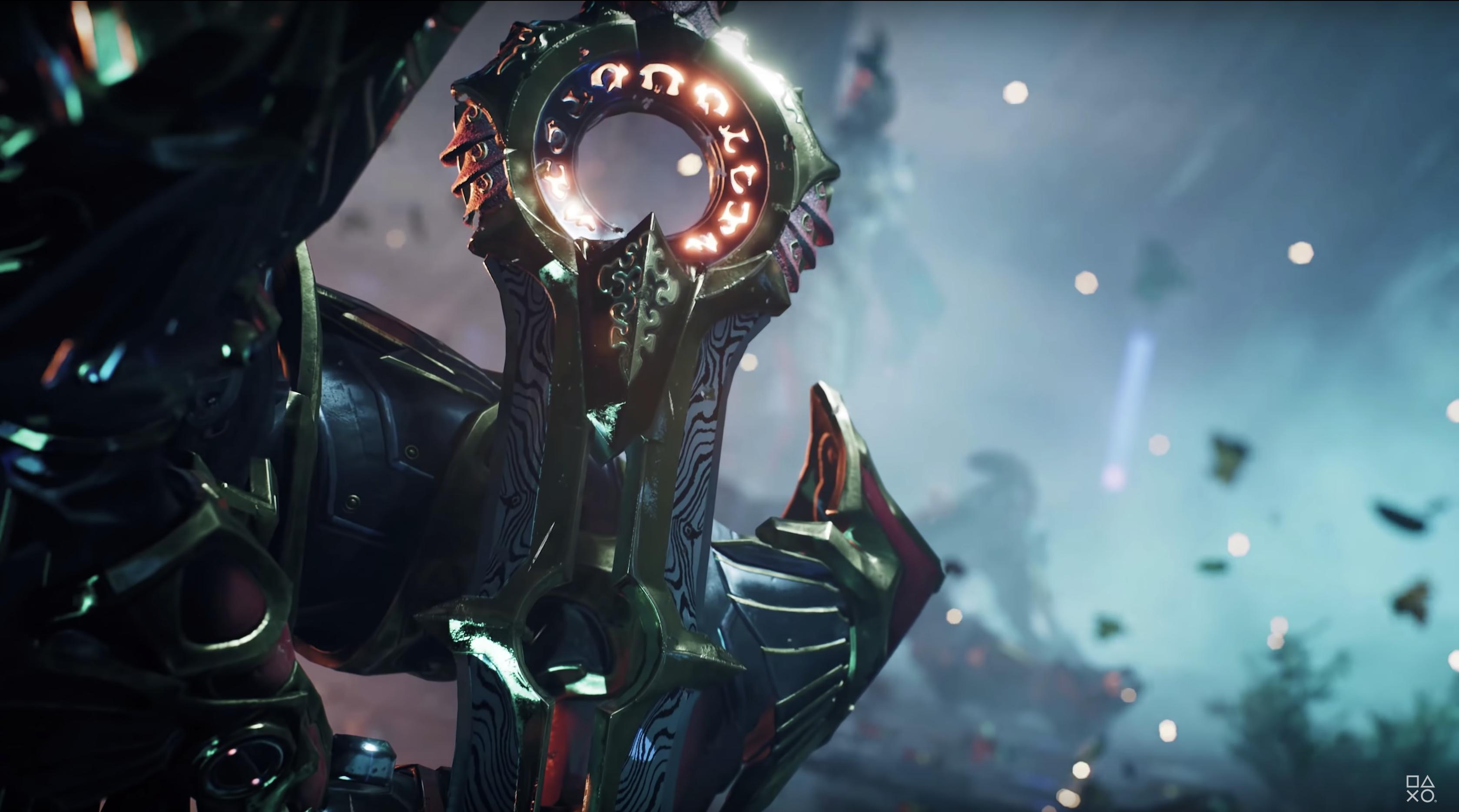 PS5用ソフト『Godfall』発表!高画質なPS5のゲーム映像を公開!?
