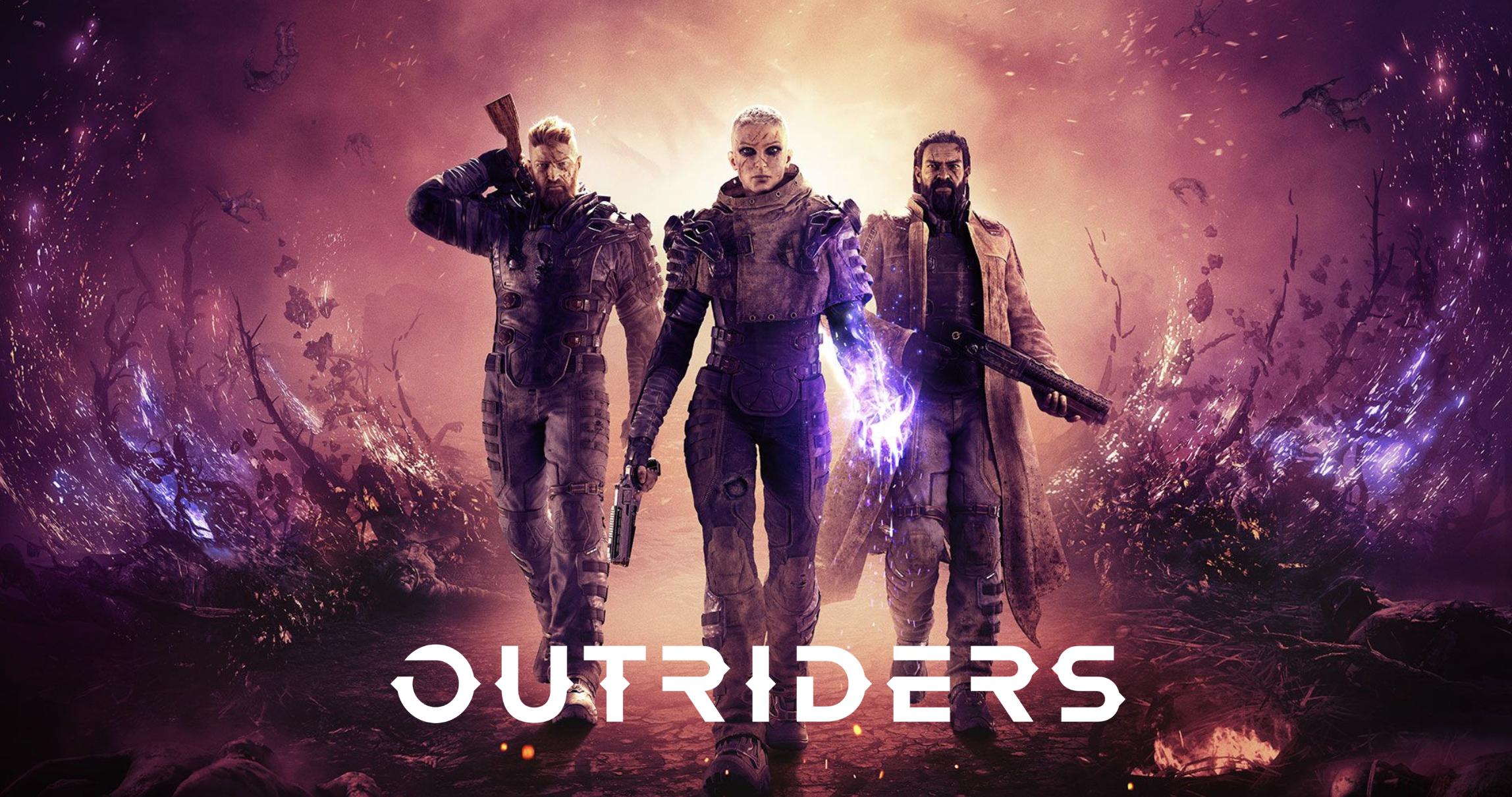 PS5対応ゲームソフト『Outriders』の発売日はいつ?最新情報まとめ