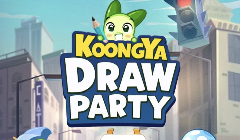【KOONGYA Draw Party】配信日・リリース日はいつ?事前登録情報