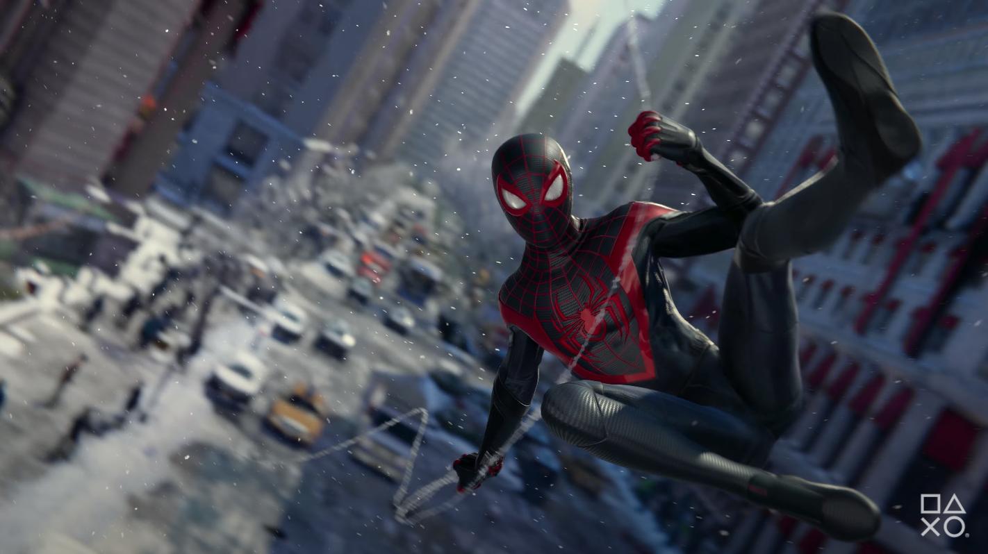 【スパイダーマン:マイルズ・モラレス】PS5の発売日はいつ?価格と事前予約特典・最新情報