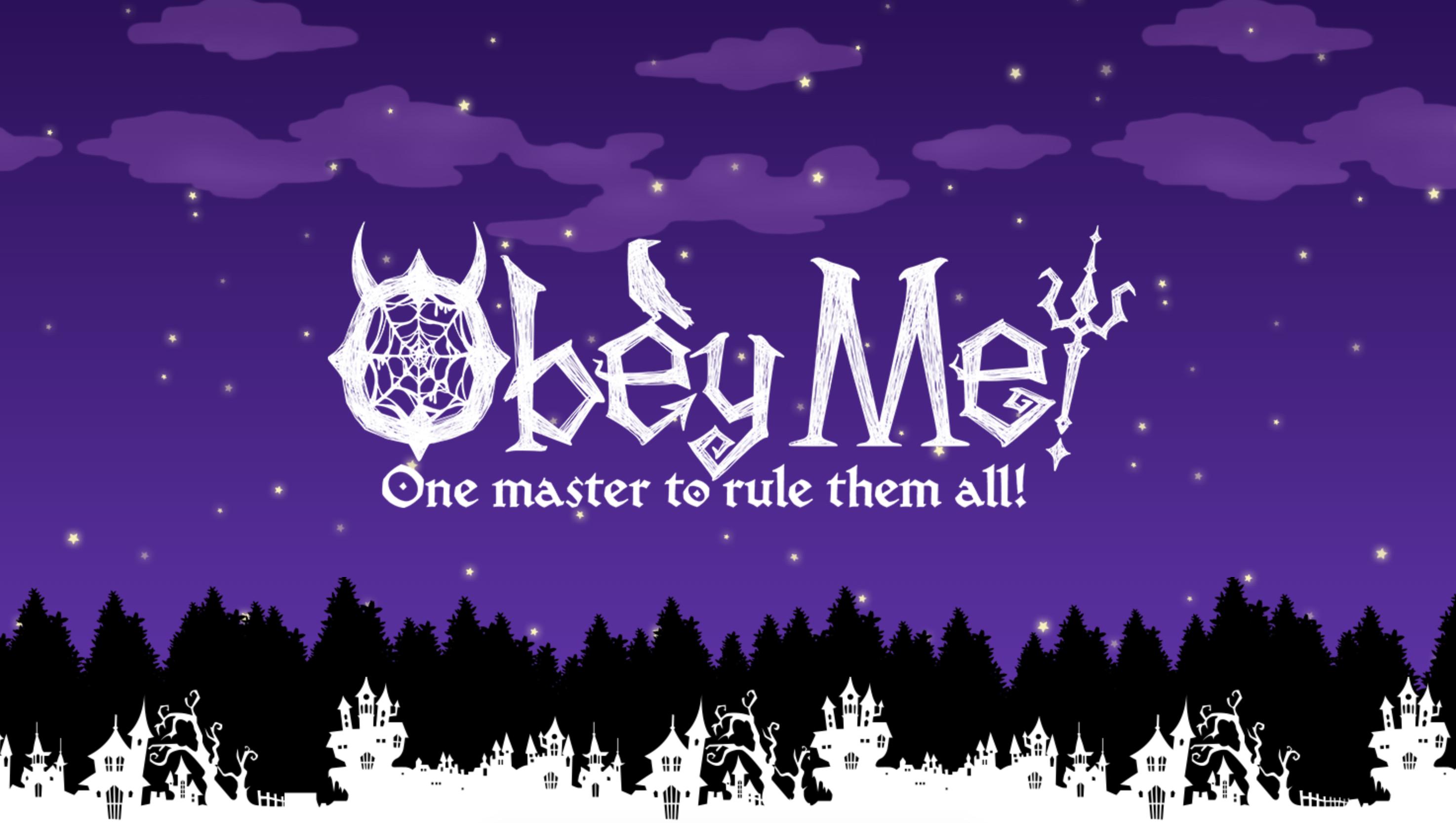 【Obey Me!】配信日・リリース日はいつ?事前登録情報