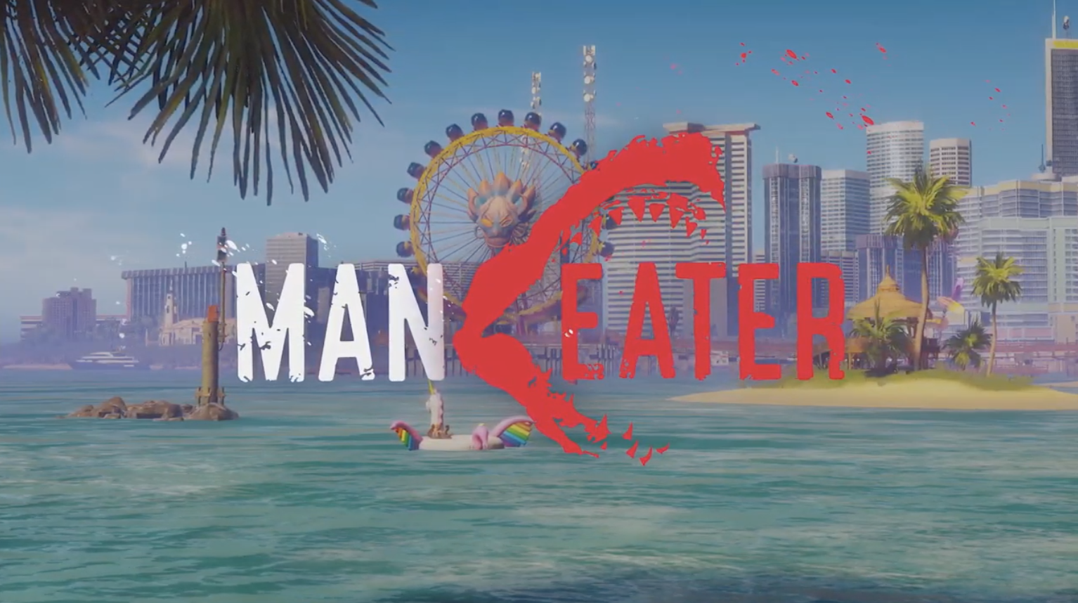 サメゲーム「MAN EATER」発売日はいつ?予約特典と最新情報