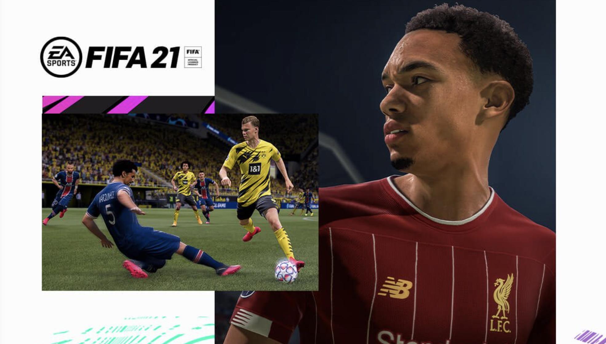 【FIFA21】PS4版とPS5版の発売日はいつ?予約特典と最新情報