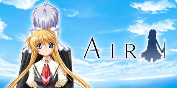 「AIR(Switch)」の発売日は2021年9月9日!価格と最新情報