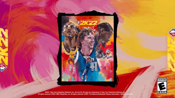 「NBA 2K22」の発売日はいつ?予約特典と最新情報