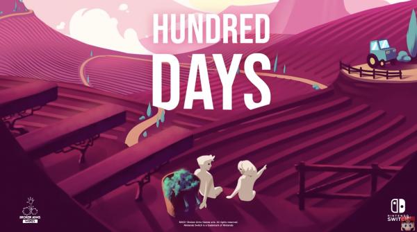 「Hundred Days(Switch)」の発売日はいつ?ゲーム内容と最新情報