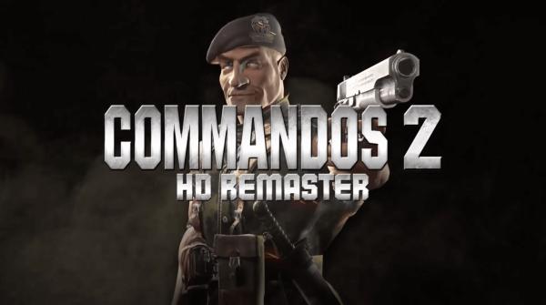 「Commandos 2(Switch)」の発売日は2021年10月28日!予約特典と最新情報