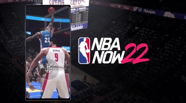 「NBA NOW 22」の配信日・リリース日はいつ?事前登録情報