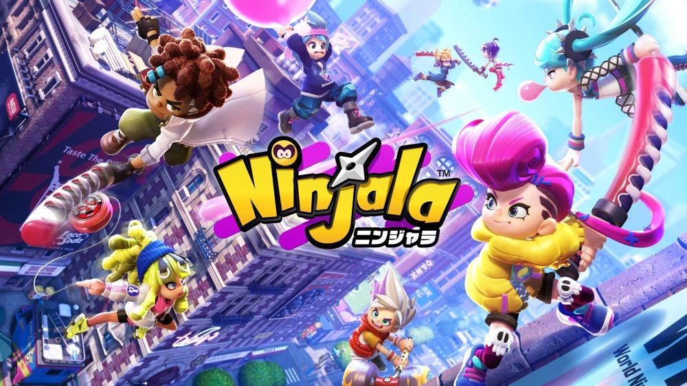 【ニンジャラ】ついに配信開始!Switch用新作オンライン対戦ゲームを体験しよう