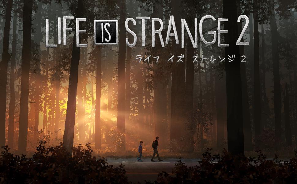 【ライフイズストレンジ2】日本語版ソフトの発売開始!ショーンとダニエル兄弟の旅路を体験しよう