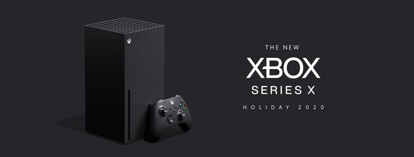 Xbox新ハード「Xbox シリーズ X」が発表!発売時期は2020年ホリデーシーズン
