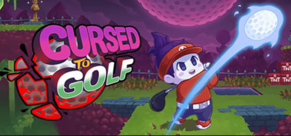 Cursed to Golfの発売日はいつ?ゴルフでダンジョン探索するACTのゲーム内容