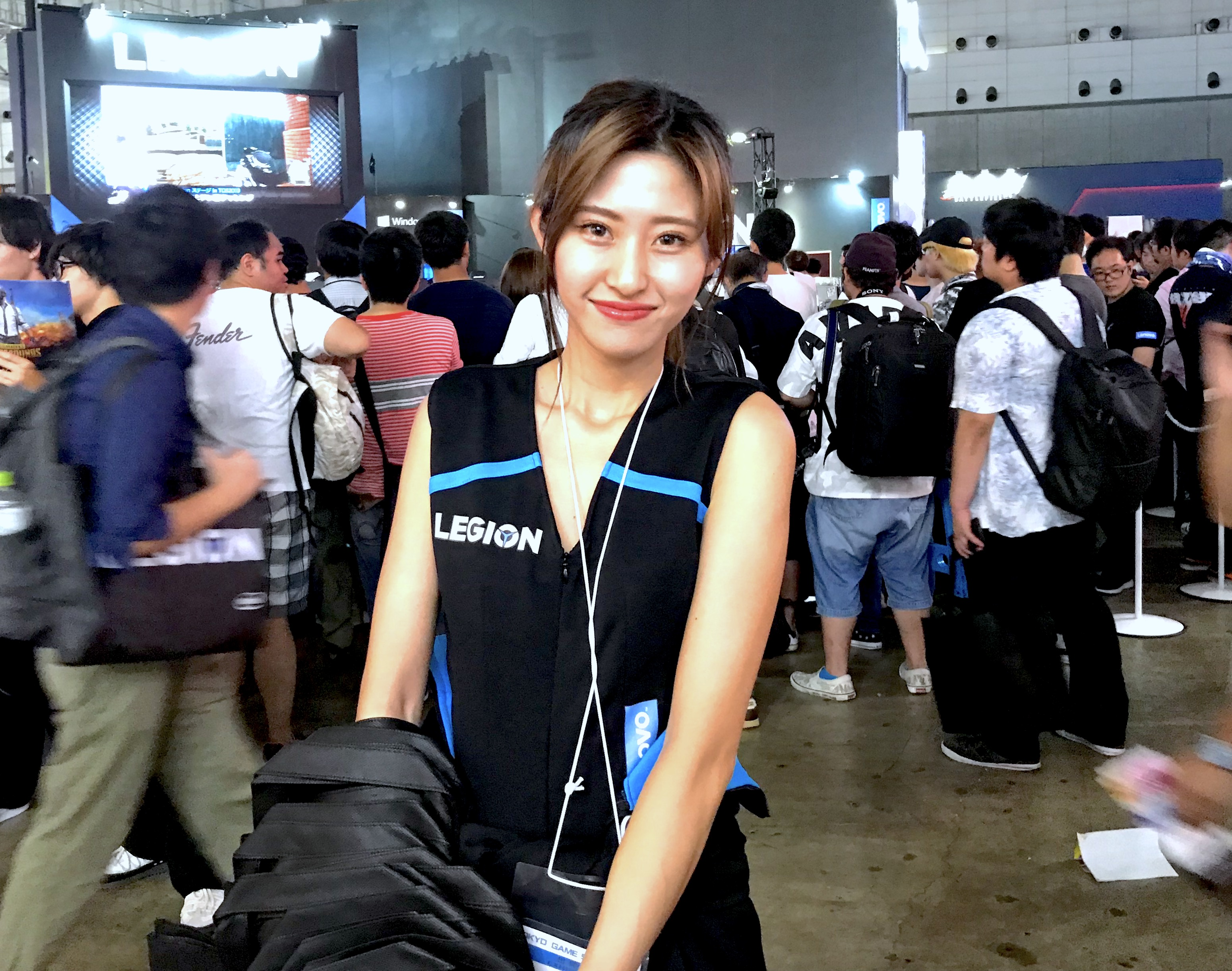 【TGS2019-美女レポートVol.3】可愛すぎるコンパニオン・コスプレイヤー達