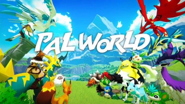 「PALWORLD」の発売日はいつ?ゲーム内容と最新情報