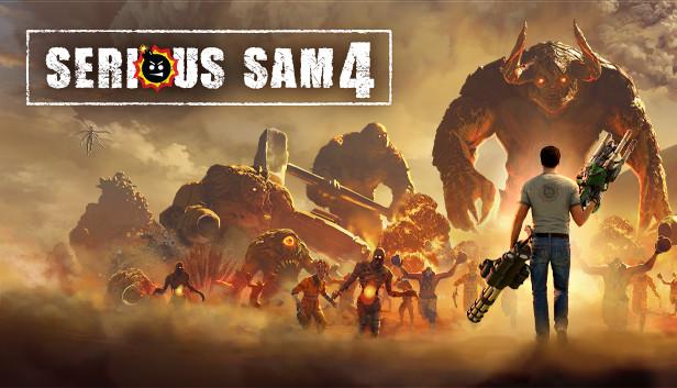 【Serious Sam 4】発売日はいつ?価格と予約特典・最新情報