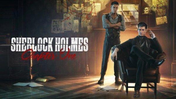 「Sherlock Holmes Chapter One」の発売日は2021年11月16日!予約特典と最新情報