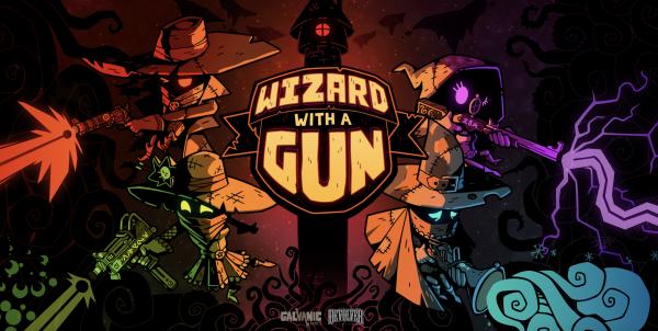 「Wizard with a Gun」の発売日はいつ?新作アクションのゲーム内容