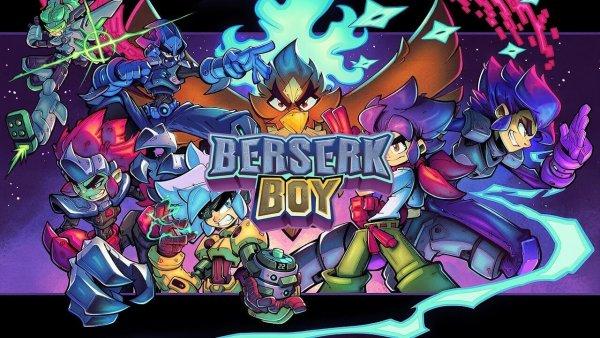 「Berserk Boy」の発売日はいつ?ゲーム内容と最新情報