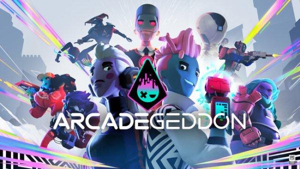 「Arcadegeddon」の発売日はいつ?アーリーアクセス情報