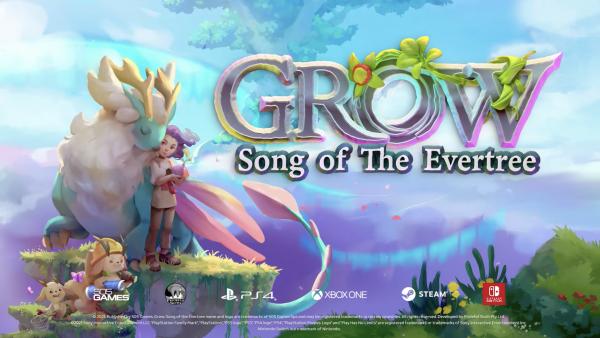 「グロウ ソング オブ エバーツリー」の発売日は2021年11月16日!ゲーム内容と最新情報