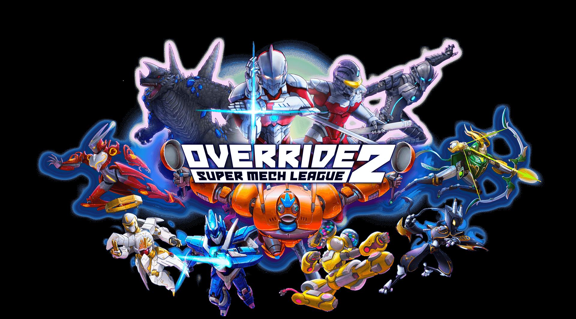 「オーバーライド2 日本版」の発売日はいつ?巨大ロボの対戦ゲーがPS4とPS5に登場